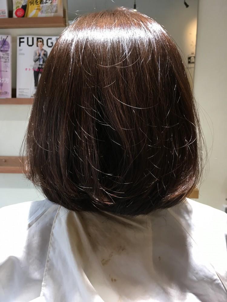 髪の毛を綺麗にするということはとても重要な事だと思うんです