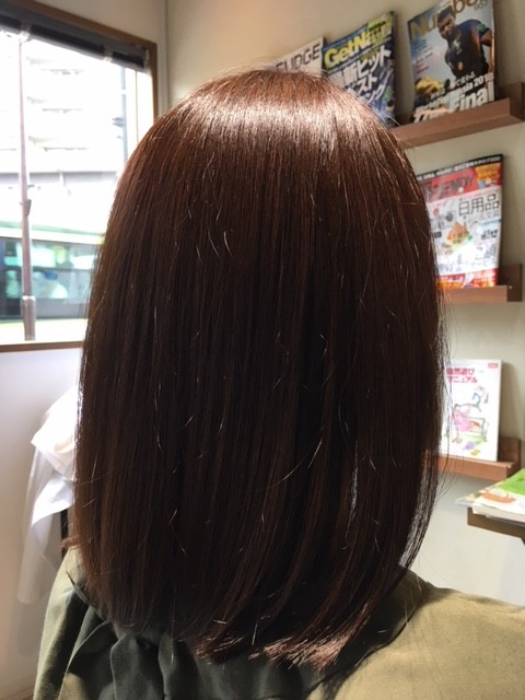 他とは違うこだわりの詰まった白髪染めを初めて公開!!