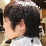 8・2パートが流行る?清潔感たっぷりの刈り上げMIXヘアスタイル