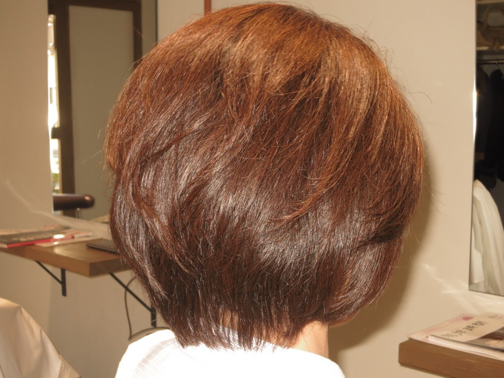 くせ毛も感じさせない髪質変換美容師