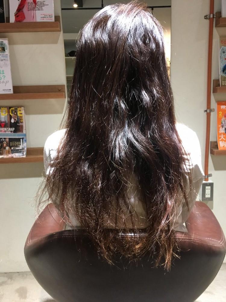 縮毛矯正、ストレートパーマ、くせ毛、広がる、うねる、引っかかる、ダメージ
