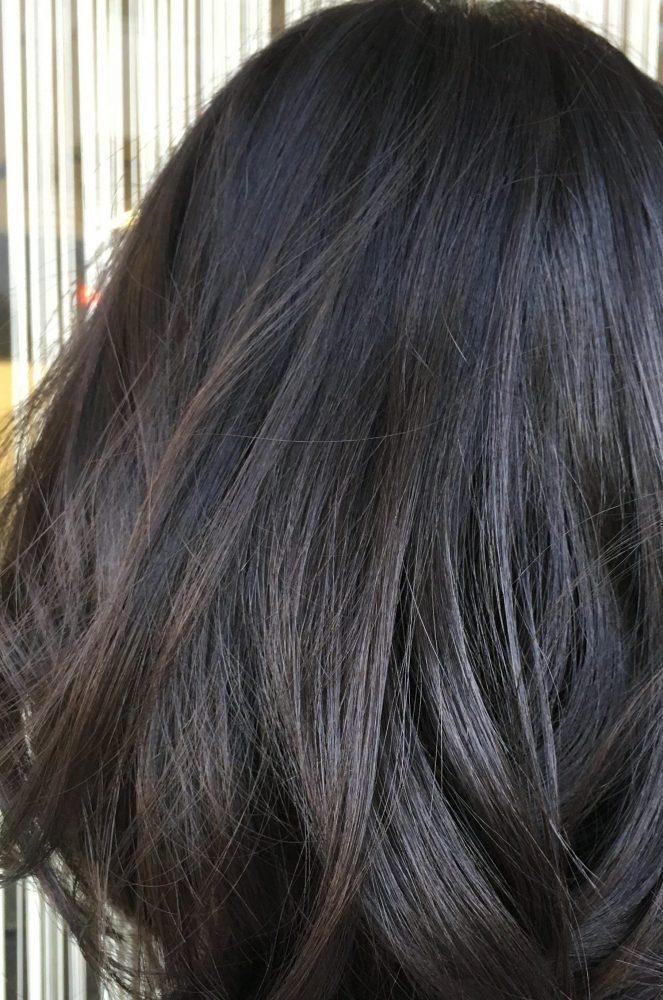 明日から6月!! 暑い季節は髪を涼しく見せる寒色カラーがオススメです✨