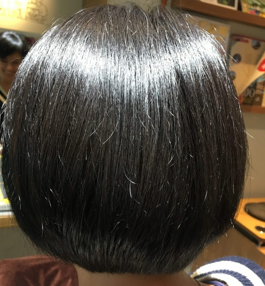 [キレおね#5]キレイといえば艶!艶といえば〜・・・ツヤ命筆頭のヘアスタイルとは?