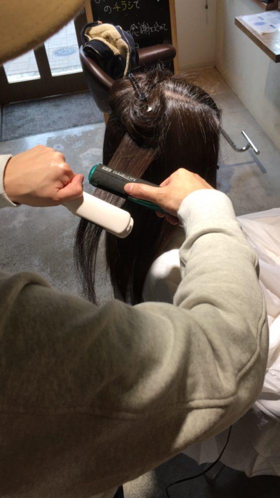 [美髪]縮毛矯正でずっと触ったいたくなる髪ってこういうの!