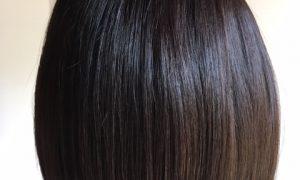暖かくなってきたので春カラーのミントアッシュが人気です✨  今回は白髪染めで染めてます!