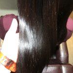 こだわりの毛先のつや・縮毛矯正の可能性を見る(OvO)