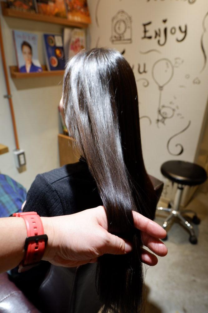 縮毛矯正と髪質改善の親和性についての有用性の事をつらつらと